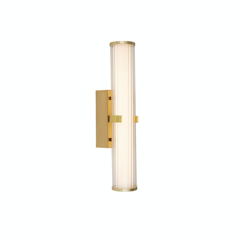 VICE LED GOLD WALL LIGHT 18W