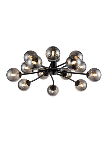 Augury 14lt Flush Ceiling Light