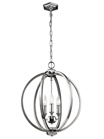 Corinne 3 Light Medium Pendant