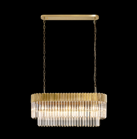 Loronzo 5 Light Bar Pendant