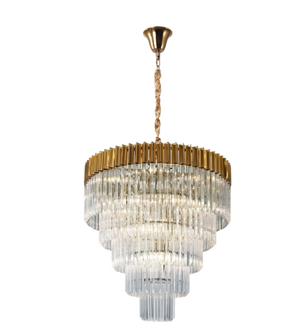 Loronzo 18 Light, 5 Tier Chandelier