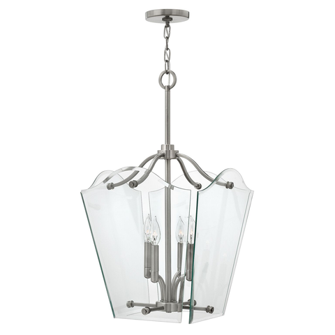 Wingate 4 Light Medium Pendant