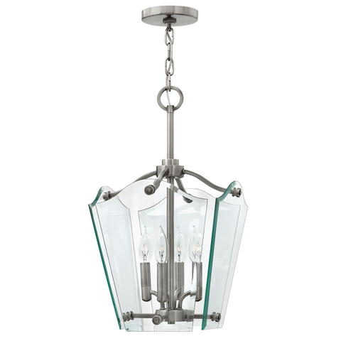 Wingate 4 Light Small Pendant