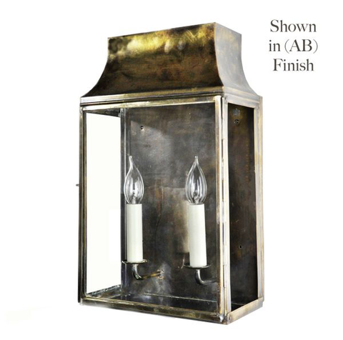 Strathmore Wall Lantern (Medium)