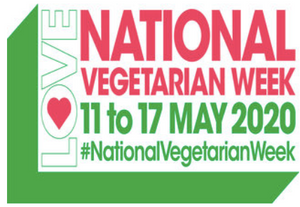 NATIONAL VEGETARIAN WEEK 11 - 17 MAY 2020
