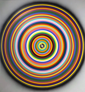 Concentric Color Circles