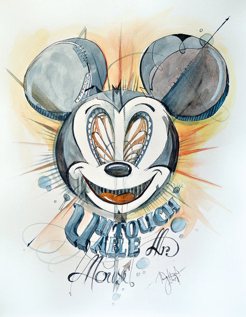 The Untouchable Mr. Mouse