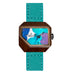 Juno Wood Watch Flowers - Relojes y Gafas Mistura Fento Colombia