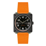 M35 Concrete Wooden Watch