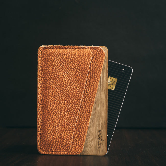 Mini wallet tarjetero