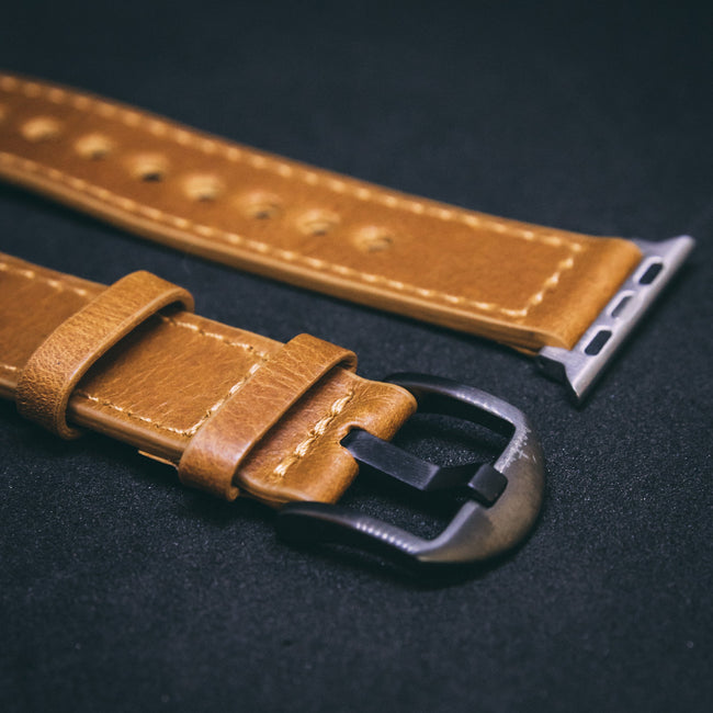 Mistura Watch / Apple Watch STRAPS BROWN