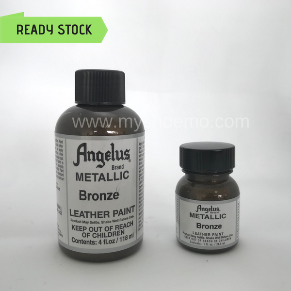 Angelus Leather Paint - Metallic Bronze