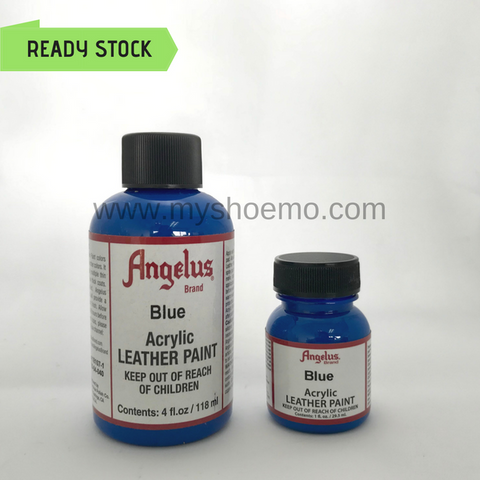 Angelus Leather Paint - Blue