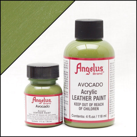 Angelus Leather Paint - Avocado