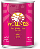 Wellness Complete Health Natural Duck and Sweet Potato Recipe Wet Canned Dog Food