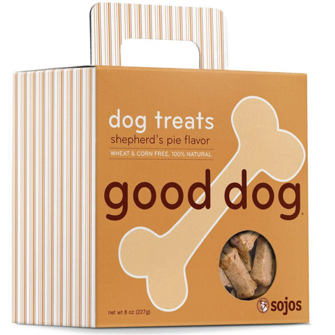 Sojos Good Dog Shepherd's Pie Dog Treats