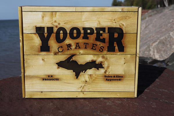 Yooper Crates Subscription Box - Monthly Billing