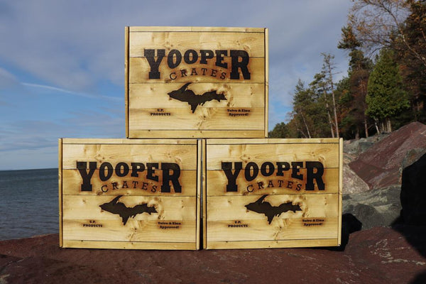 Yooper Crates Subscription Box - 3 Month Billing