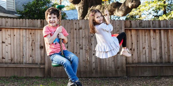 The Importance of Swings in Child Development