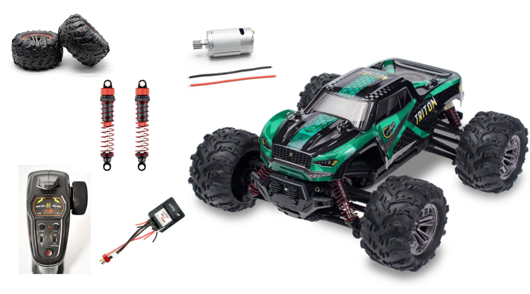 How RC CARS Work