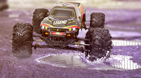 ARE RC CARS WATERPROOF?