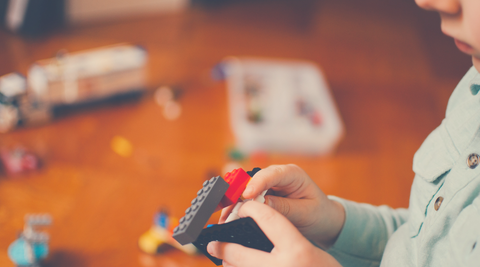 Top 10 toys that target your child's creativity