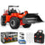 1:10 Scale Remote Control Car 48+ km/h - Black/Red