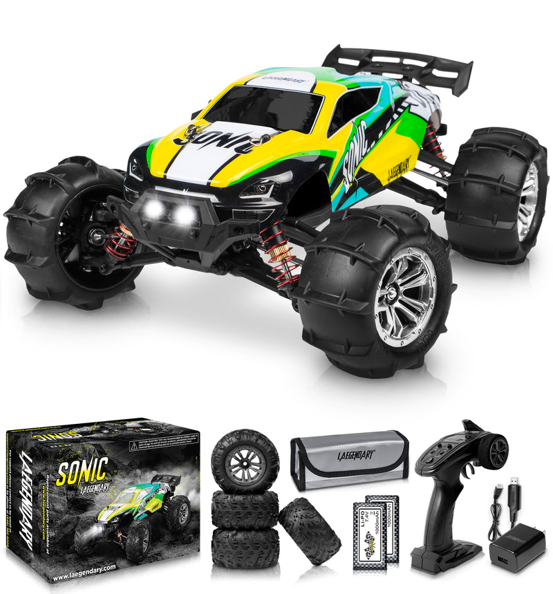 4x4 Off Road >> 1 20 Rc Cars 30 Kmh Remote Control Car 4x4 Off Road Monster Truck 4wd All Terrain Waterproof