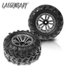 Tires / Wheels - Part Number LG-ZJ02 - 2 Pieces