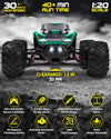 1:20 Scale RC Car 30+ km/h - Green/Black