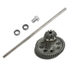 Upgraded Main Drive Shaft Assembly - Part Number LG-ZJ05A - Compatible with 1:10 LEGEND (Model without LED Lights)