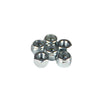 Nylon Locknut - Part Number - M4 - GR-1021