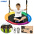 "40"" Rainbow Round Tree Swing"