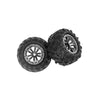 Tires / Wheels - Part Number TR-ZJ02 - 2 Pieces