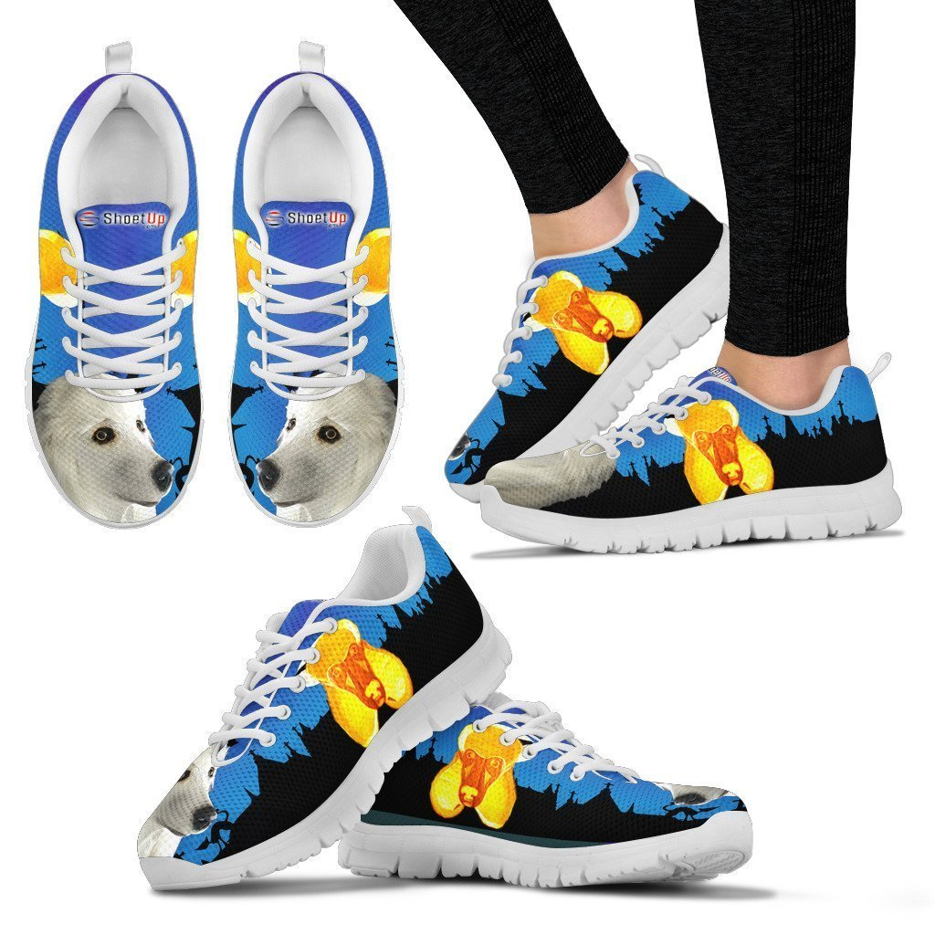 Poodle Halloween-Running Schuhes For For Schuhes Damens And Kids-Free Shipping aae3f1