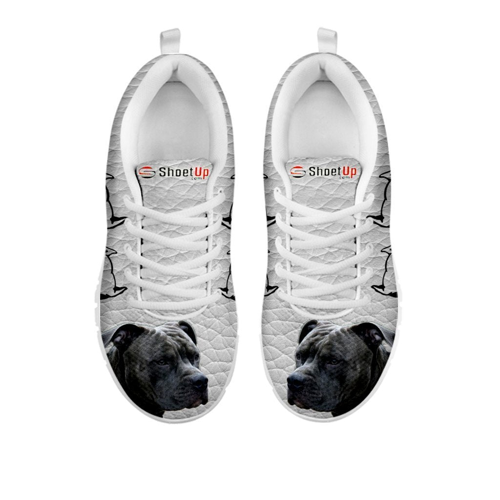 Amazing For Pitbull Dog Damens's Running Schuhes Free Shipping For Amazing 24 Hours 73eaf6