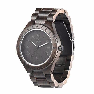 Best Men's Wood Wrist Watch - Unique Deals