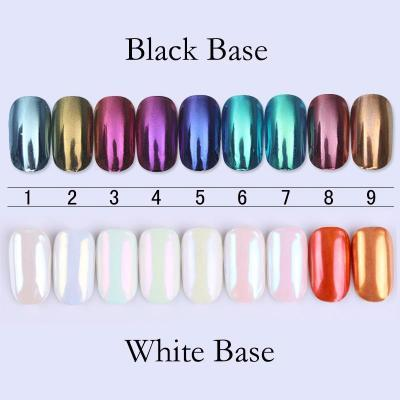 Chrome Nail Powder Nail Art - Unique Deals