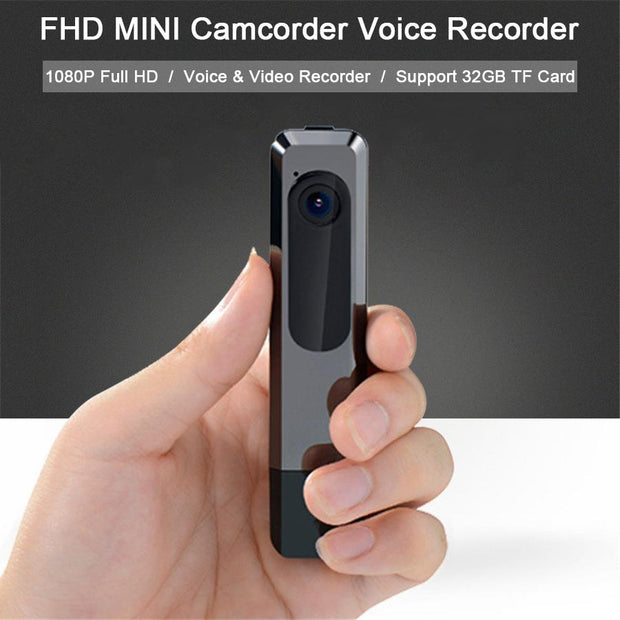 Full HD Mini Sport Camcorder