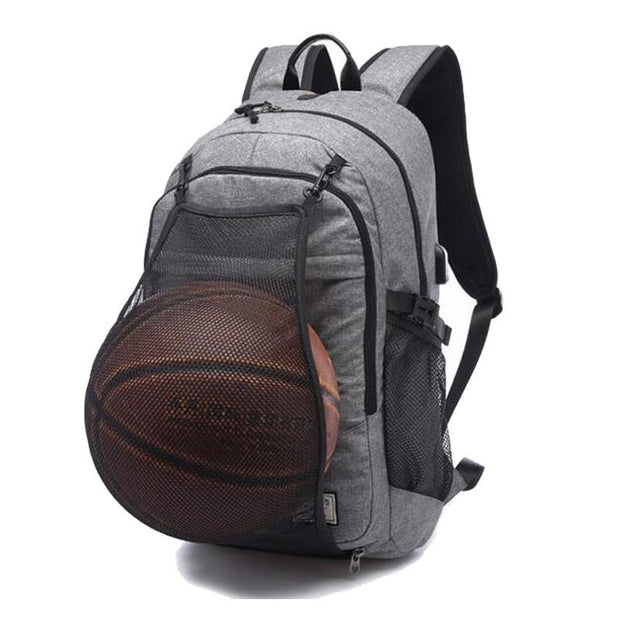 Sports Backpack With Net