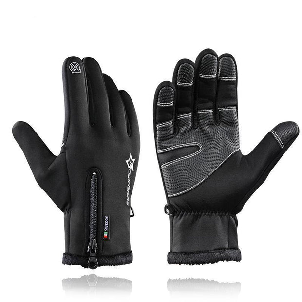 ANTI-SLIP WINTER GLOVES - THERMAL & WINDPROOF - Unique Deals