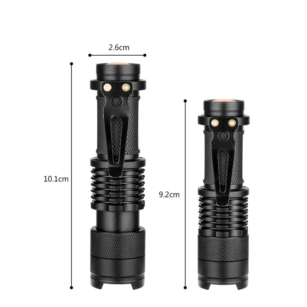 Mini Waterproof LED Flashlight - Unique Deals