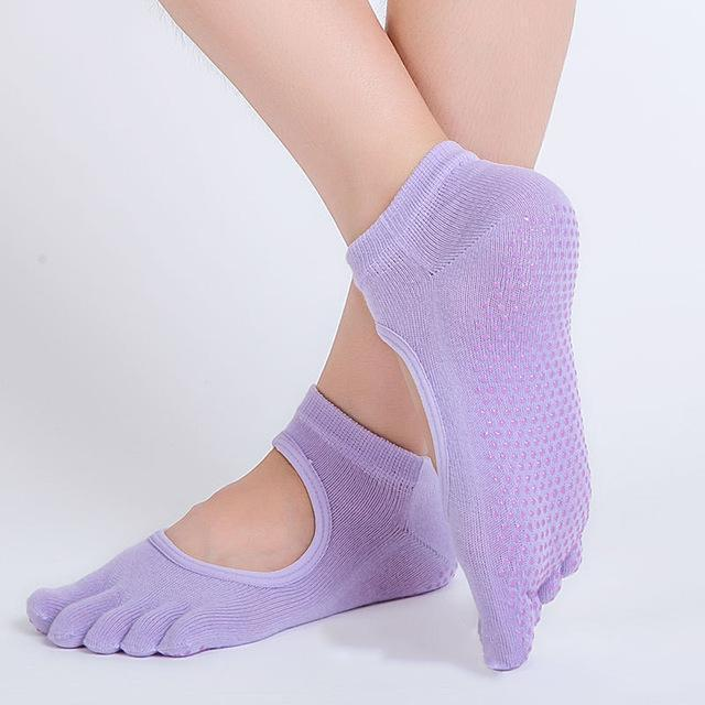 NON-SLIP YOGA SOCKS - Unique Deals