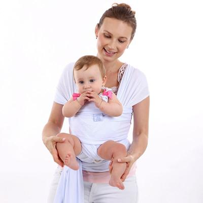 Breathable Baby Wrap and Carrier Sling - Unique Deals