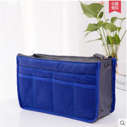 Slim Bag-in-Bag Purse Organizer