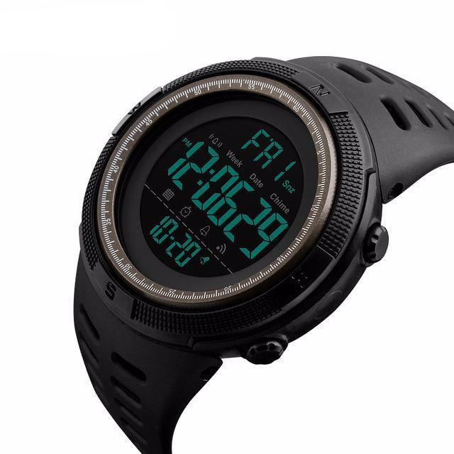 SKMEI Famous Luxury Waterproof Men's Sport Watch - Unique Deals
