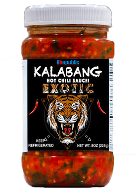 KALABANG EXOTIC LOCAL PICK UP PREORDER ONLY