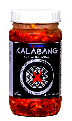 KALABANG VARIETY PACK (6 Pack, 8oz) SHIPPING INCLUDED