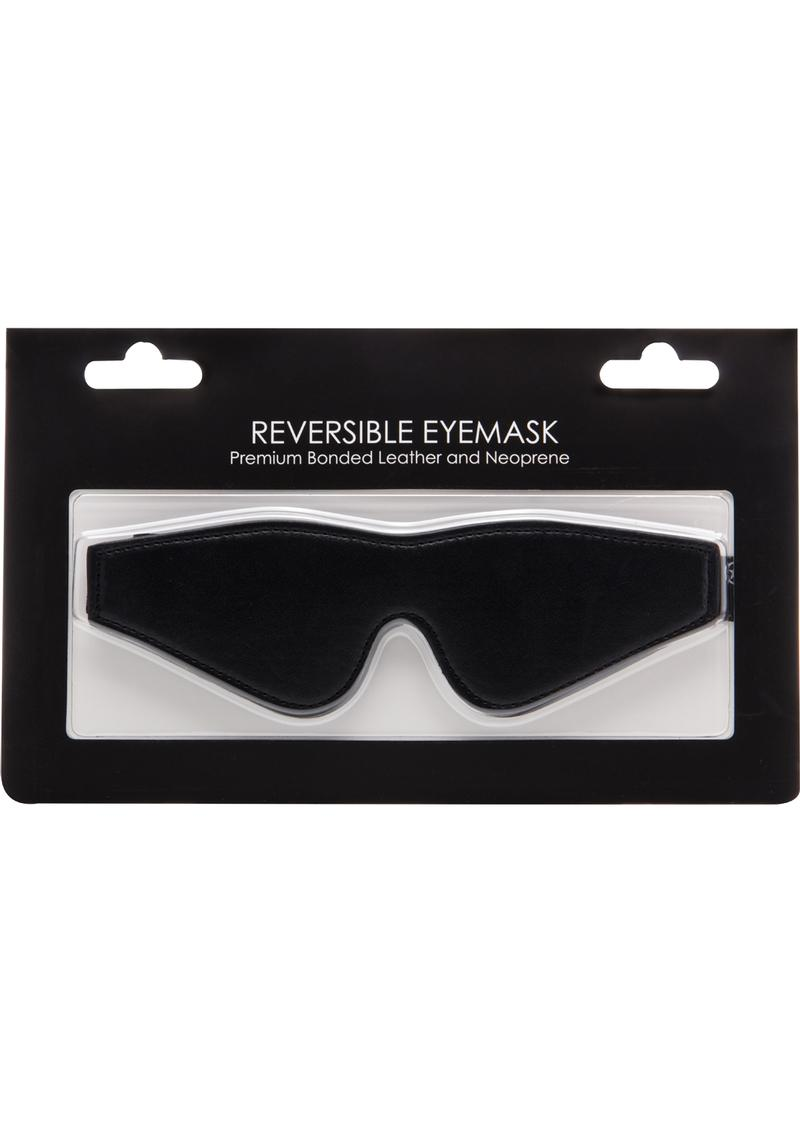 Ouch Reversible Eyemask Black