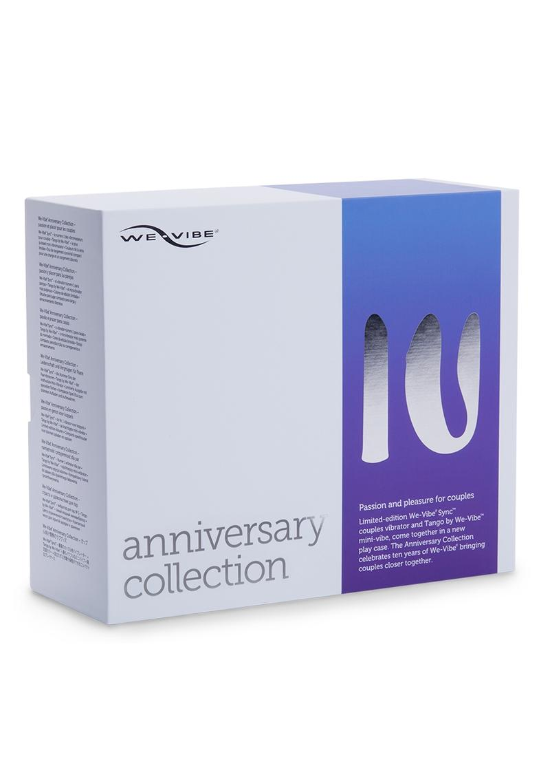 We Vibe Anniversary Collection Couples Set